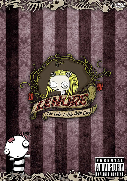 Lenore, the Cute Little Dead Girl (Dvd no oficial)
